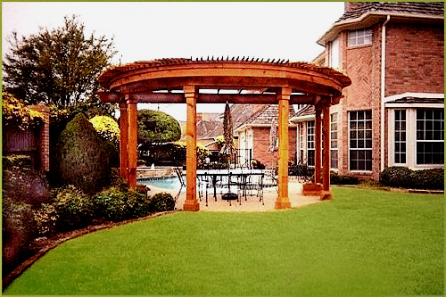C. E. Cotton designs and builds custom decks, arbors, pavilions, pergolas, and pool decks and is located in Dallas, Texas.