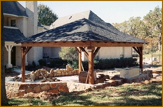 Free Standing Patio Roof Pin Free Standing Hip Roof Patio Cover On  Pinterest .